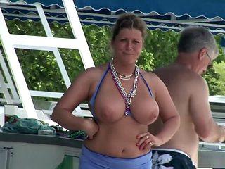 Horny pornstar in exotic group sex, big tits sex movie