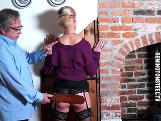 Blonde Mature Wife Humiliation And Punishment Part 1