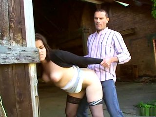 Horny pornstar in best european, brazilian xxx video