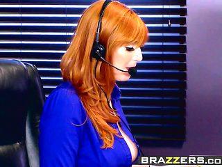 Brazzers - Stick To The Script Lauren Phillips
