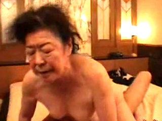 Jukujo Grandma Loves
