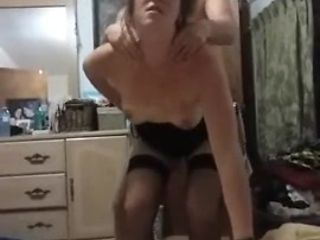 hubby tapes as wife is fucked hard