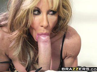 Brazzers - Milfs Like it Big - Farrah Dahl an