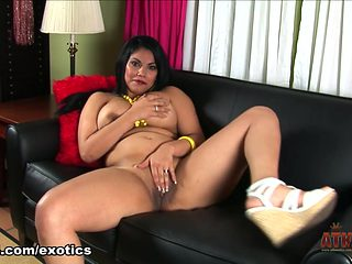 Incredible pornstar in Exotic Solo Girl, Latina xxx scene