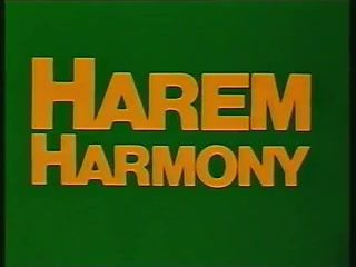 classic vintage .....harem harmony