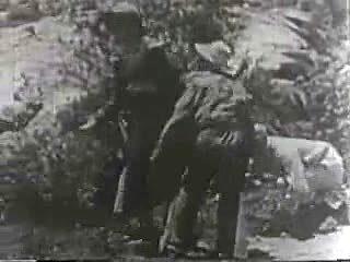 vintage (ca. 1925) Straf (convicts)
