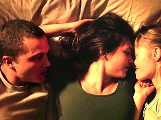 love gaspar noe sex scene threesome