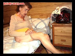 HelloGrannY Homemade Old Latin Grandmas Slideshow