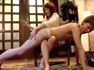 Amazing amateur Fetish, Spanking adult video