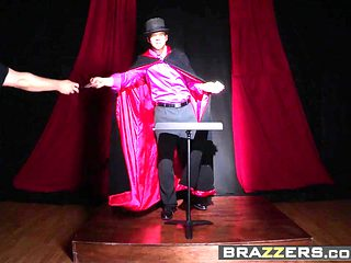 Brazzers - Shes Gonna Squirt - And Now Ill Make Her Panties Disappear scene starring Nora Noir an...