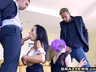 Brazzers - Real Wife Stories - Jasmine James