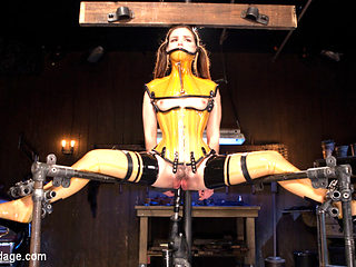 Juliette March in Whore Bound In A Euphoria Of Depravity - DeviceBondage
