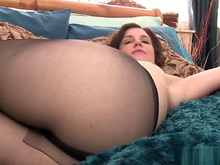 Nasty Chick Toys Pussy In Pantyhose
