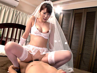 Beautiful Bride Getting Fucked After Wedding - EritoAvStars