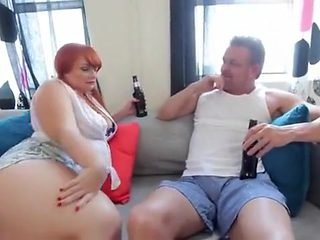 Crazy Redhead, Piercing adult movie