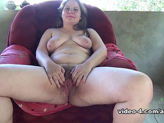 Incredible pornstar in Best Masturbation, Hairy adult movie
