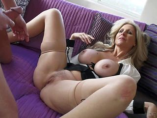 Julia Ann is a sex obsessed