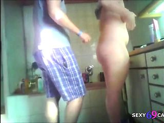 Spy Cam Compilation Of My Sister In The Bath #sister #compil