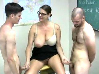 Amazing amateur Fetish, Big Tits adult video