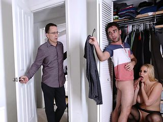 Vanessa Cage In Birthday Sex Butt Not For Dad