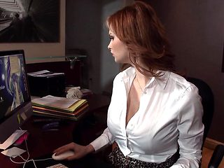 Brazzers - Big Tits at Work - Dont Call In Si