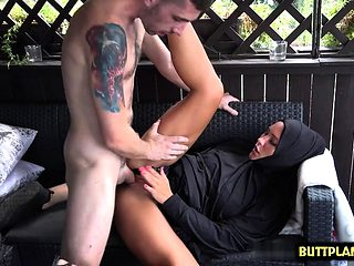 Hot pornstar blowjob with cumshot