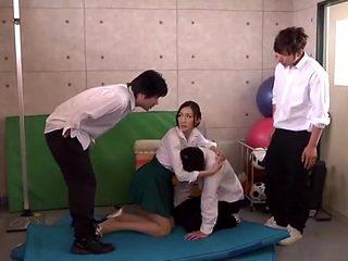 Incredible Japanese girl Julia in Crazy Cumshots, Handjobs JAV scene