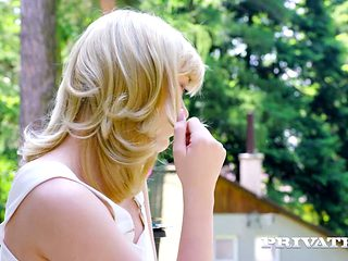 Teen Anny Aurora Gets Fucked Outdoor