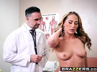 Brazzers - Doctor Adventures - The Placebo sc