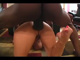 Addicted to Big Black Cock!!