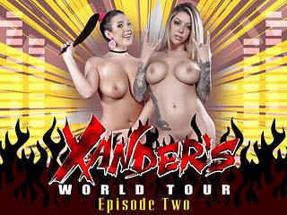 Xander's World Tour - Ep.2