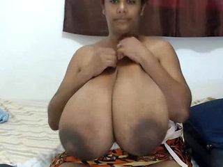 Giant monster huge boobs