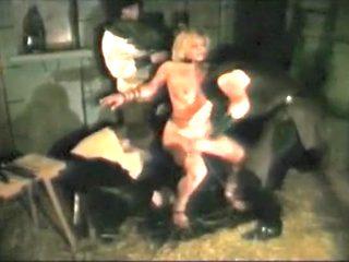 Incredible homemade Gangbang, Group Sex porn clip