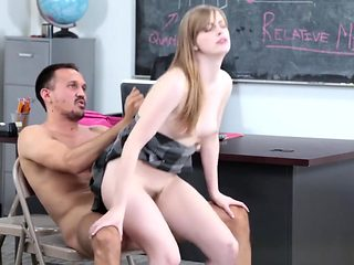 Banging Schoolgirl Dolly Leigh