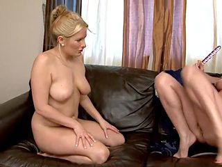 2 older wifes enjoy each other
