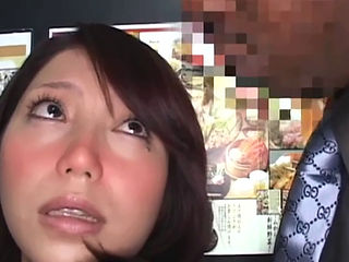 Asian Business Lady And A Big Black Dick