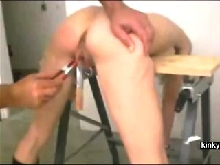 Testing a German submissive Schlampe