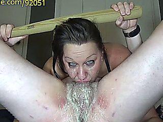 Creamy Facefuck Deepthroat Blowjob Gag Cum