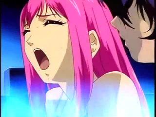 Anime Lesbo
