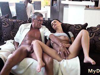 Spanish redhead mature and old home movies first time