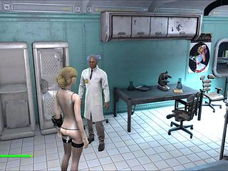 Fallout 4 Katsu sex adventure chap.12 Doctor