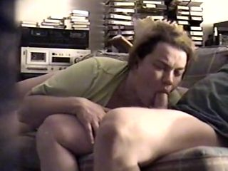 Bbw milf wife swallows friend s hot  thick cum