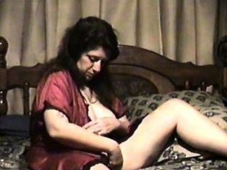 Linda Housewife Masturbation Two