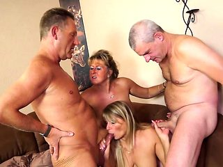 This amateur couple has a fantasy, after years and years of