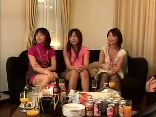 Horny Japanese whore in Amazing Party, Amateur JAV movie