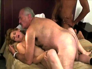 Old And Young Russian Swingers