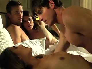 Hottest homemade Group Sex, European adult video