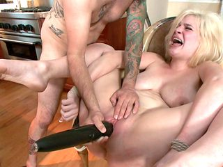 Tommy Pistol & Danielle Delaunay & Mz Berlin in A Confidential Agreement - SexAndSubmission