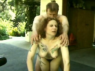 Horny wife Diana wants nothing but a hard pole banging her hairy slit