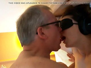 Homemade cuck hubby films lovely wife being shared.mp4